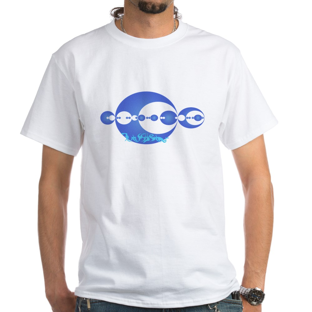 Andorian Emblem White T-Shirt