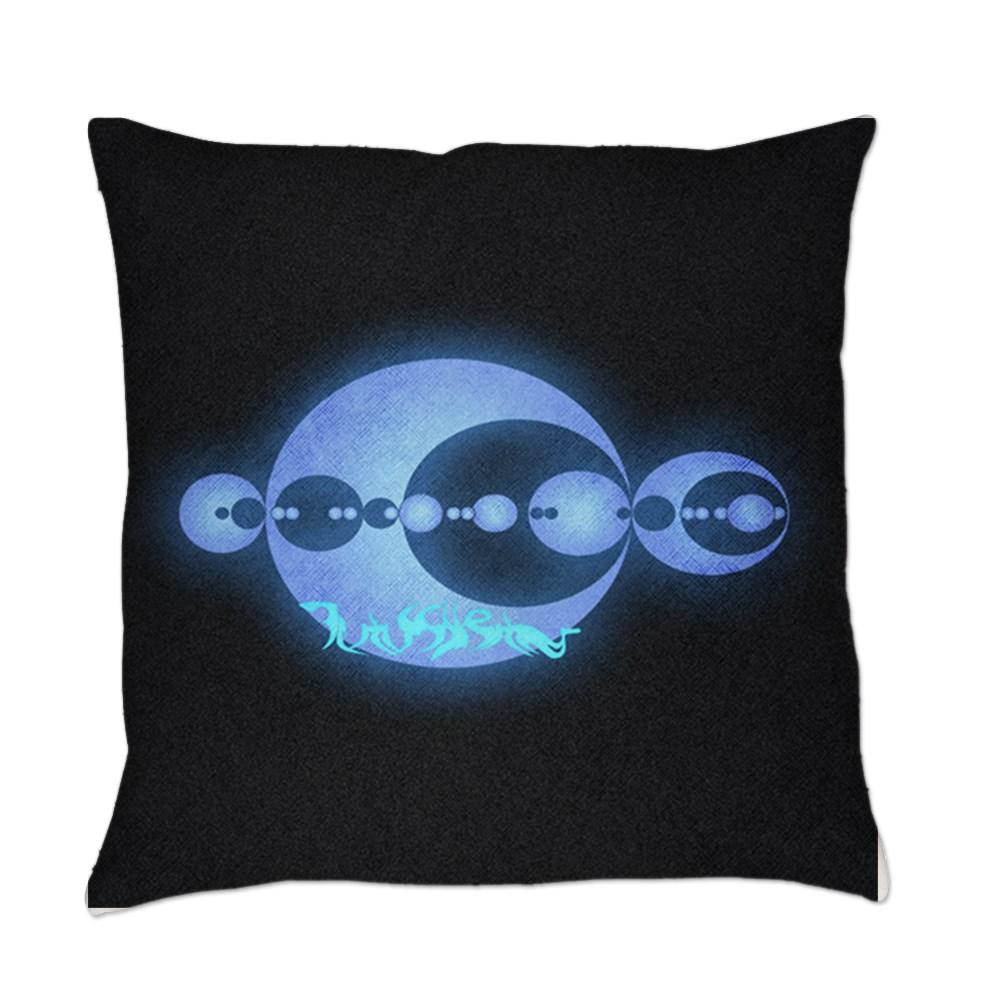 Andorian Emblem Everyday Pillow