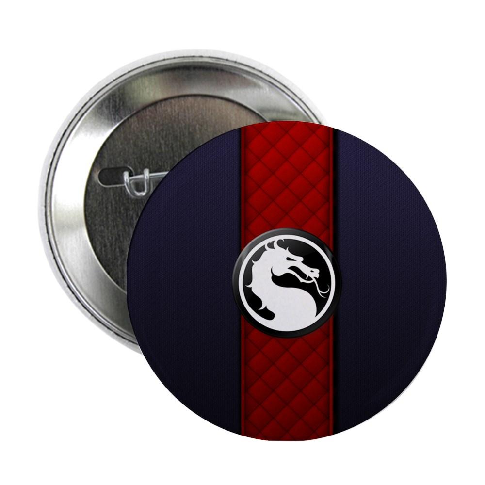 Mortal Kombat Logo - Ermac Klassic 2.25