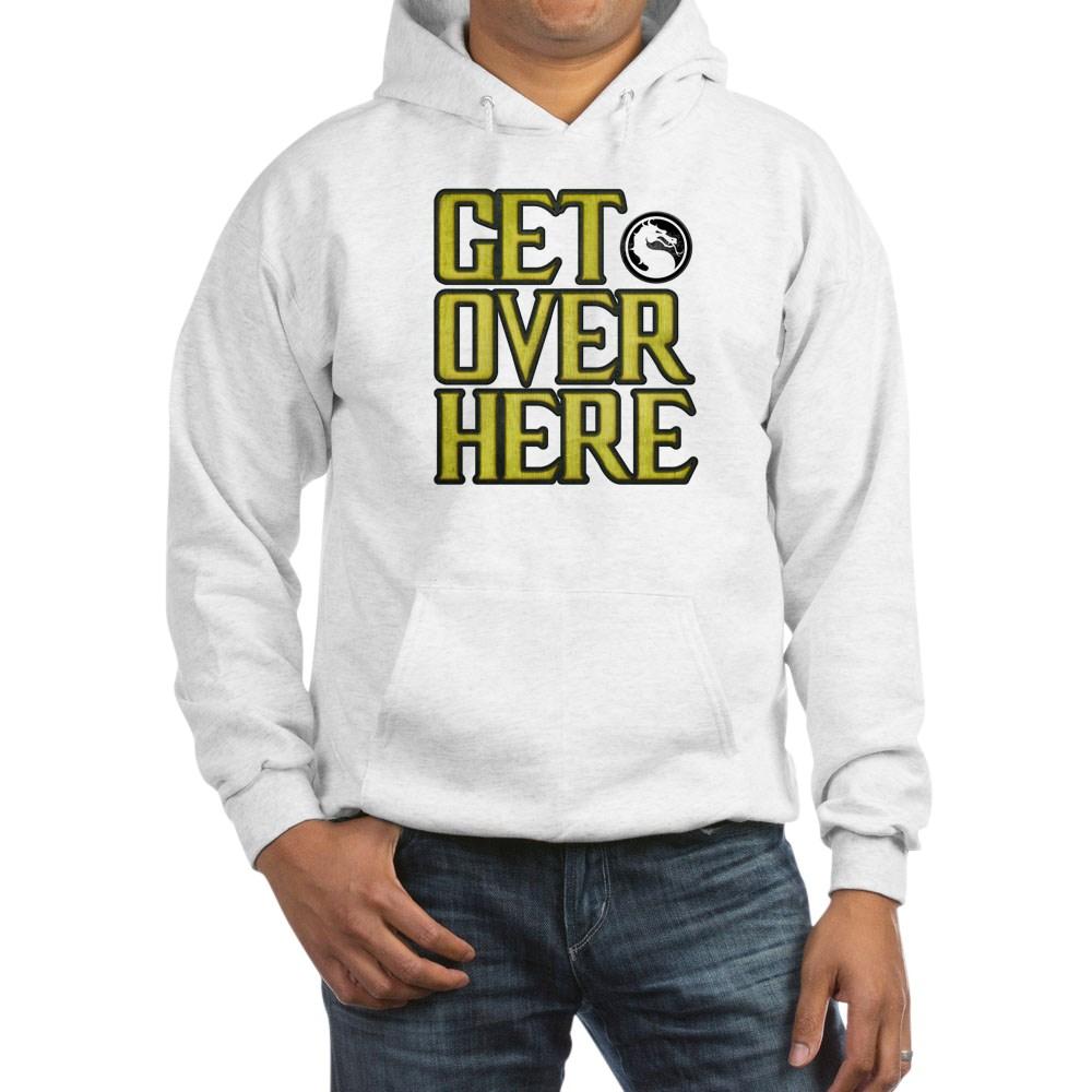 Get Over Here Hooded Sweatshirt