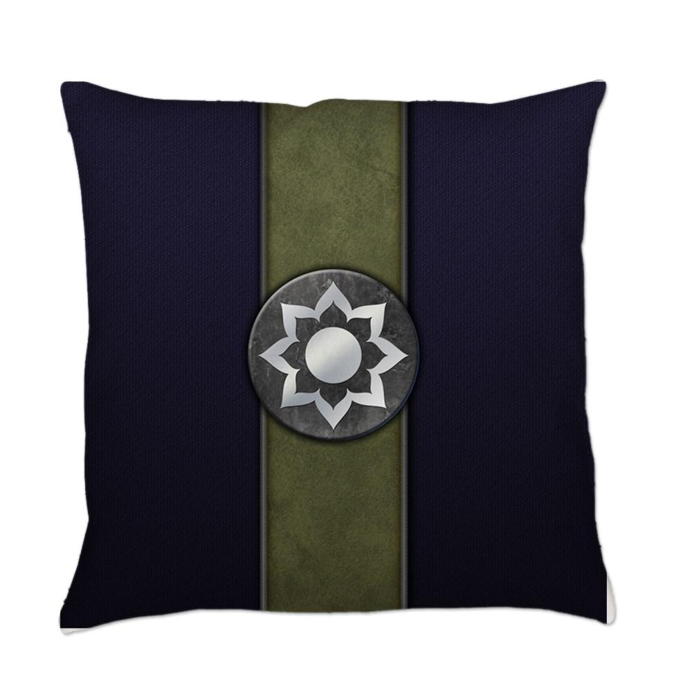 Mortal Kombat X Faction - White Lotus Everyday Pillow