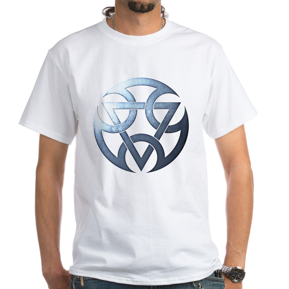 MKX Faction Lin Kuei White T-Shirt