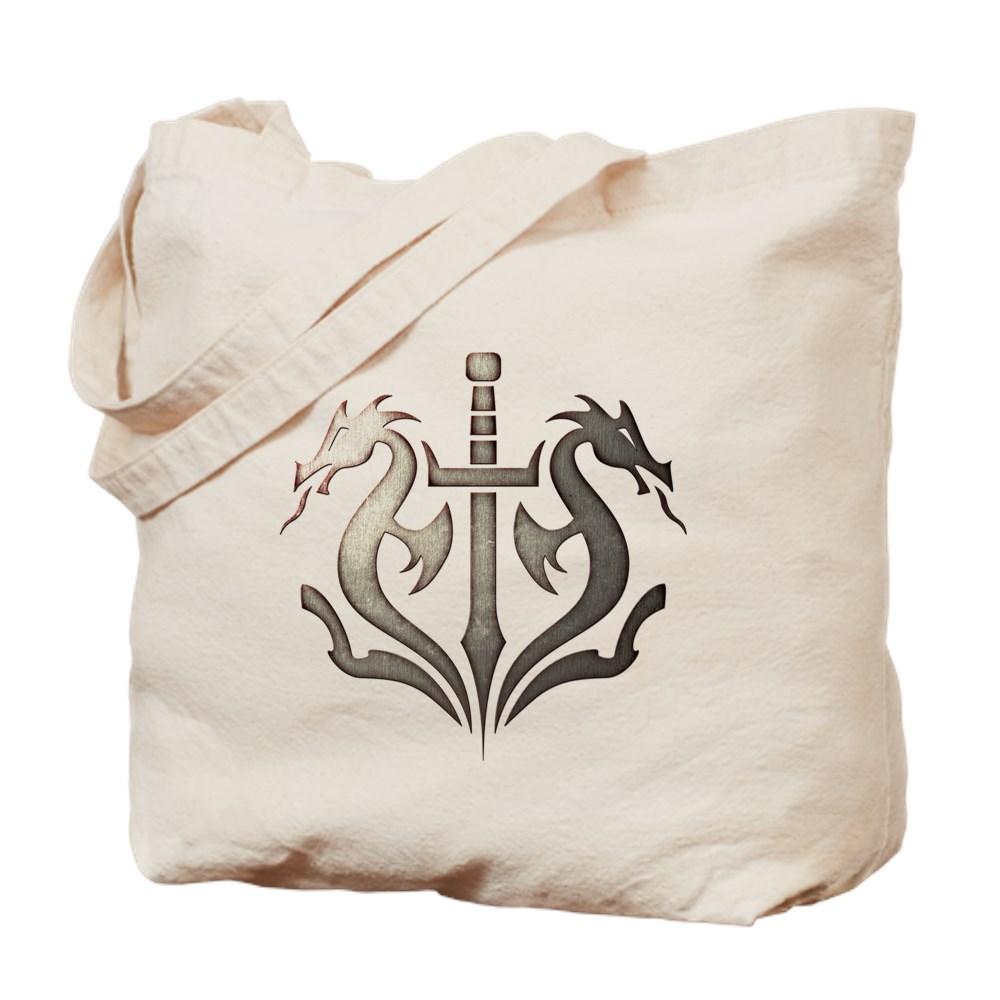 MKX Faction Black Dragon Tote Bag