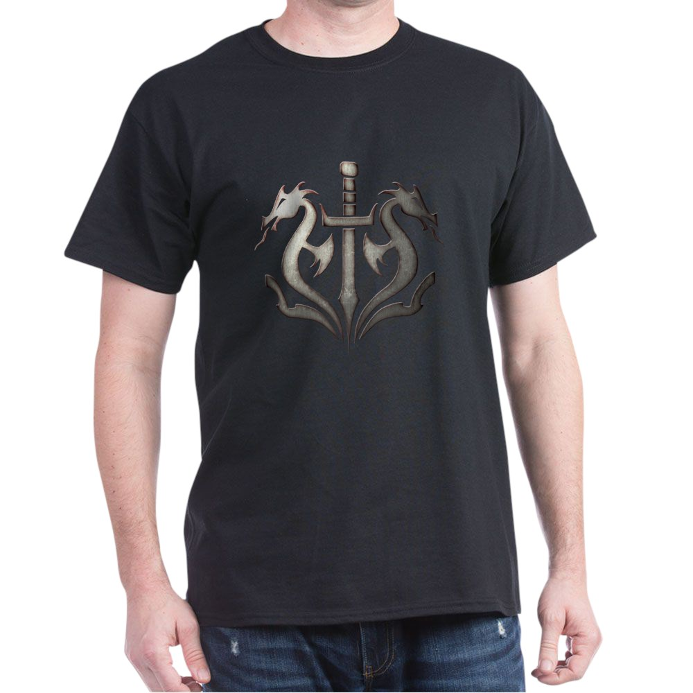 MKX Faction Black Dragon Dark T-Shirt