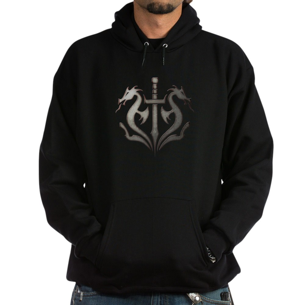 MKX Faction Black Dragon Dark Hoodie