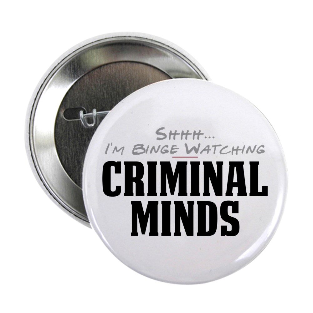 Shhh... I'm Binge Watching Criminal Minds 2.25