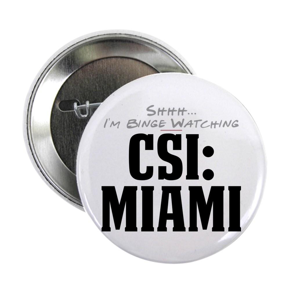 Shhh... I'm Binge Watching CSI: Miami 2.25