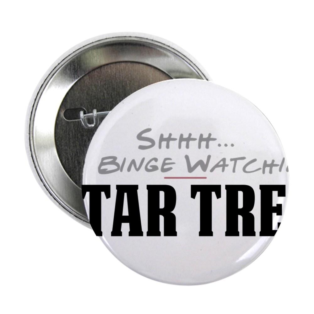Shhh... I'm Binge Watching Star Trek 2.25