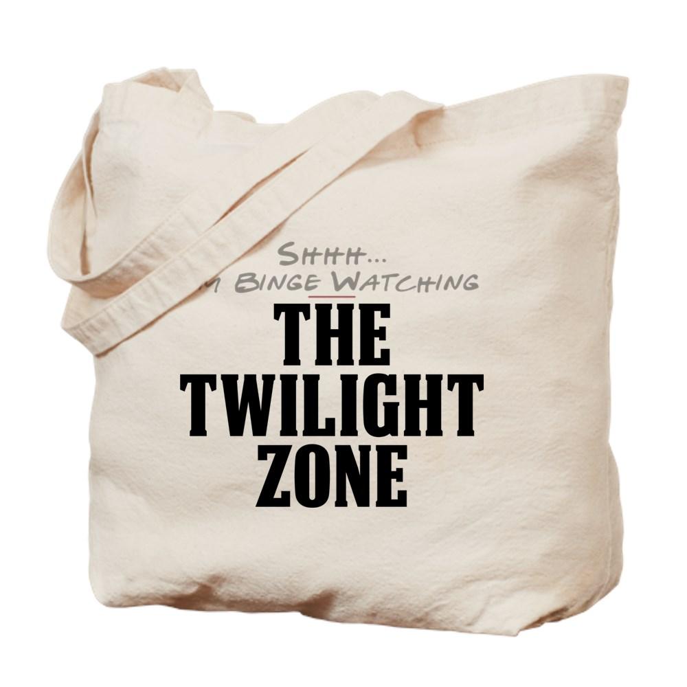 Shhh... I'm Binge Watching The Twilight Zone Tote Bag