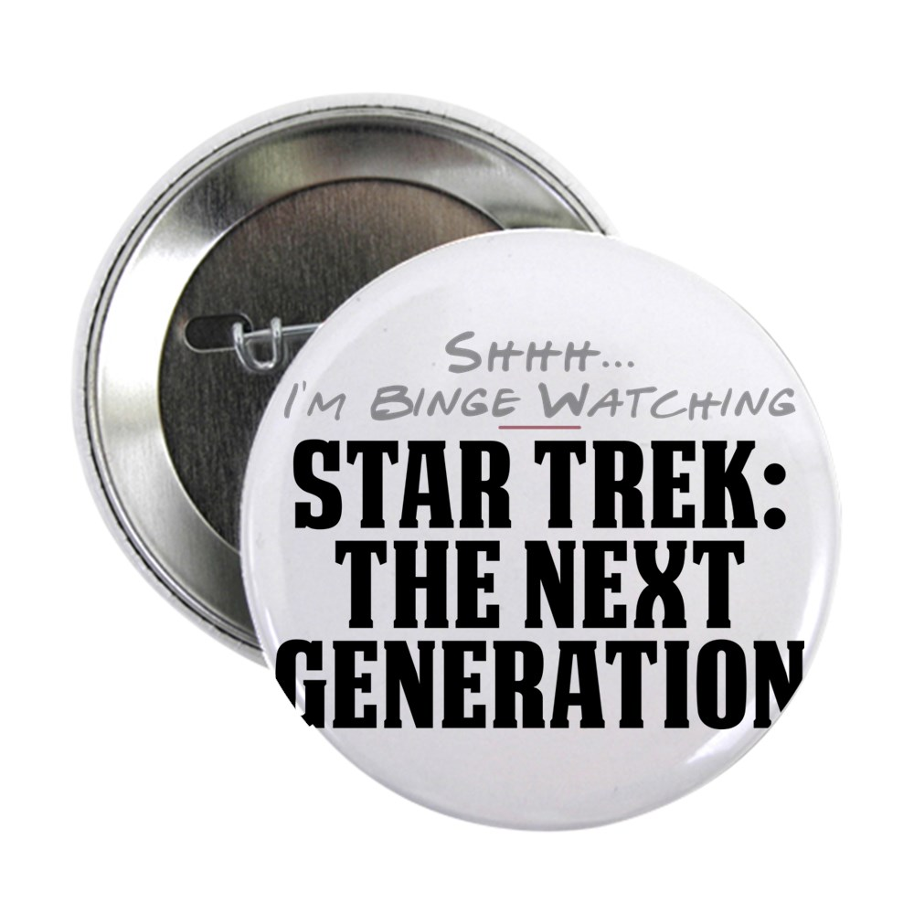 Shhh... I'm Binge Watching Star Trek: The Next Generation 2.25