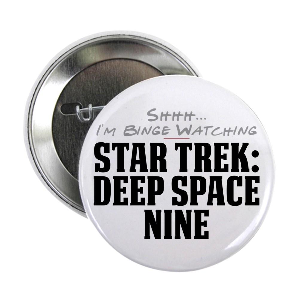 Shhh... I'm Binge Watching Star Trek: Deep Space Nine 2.25