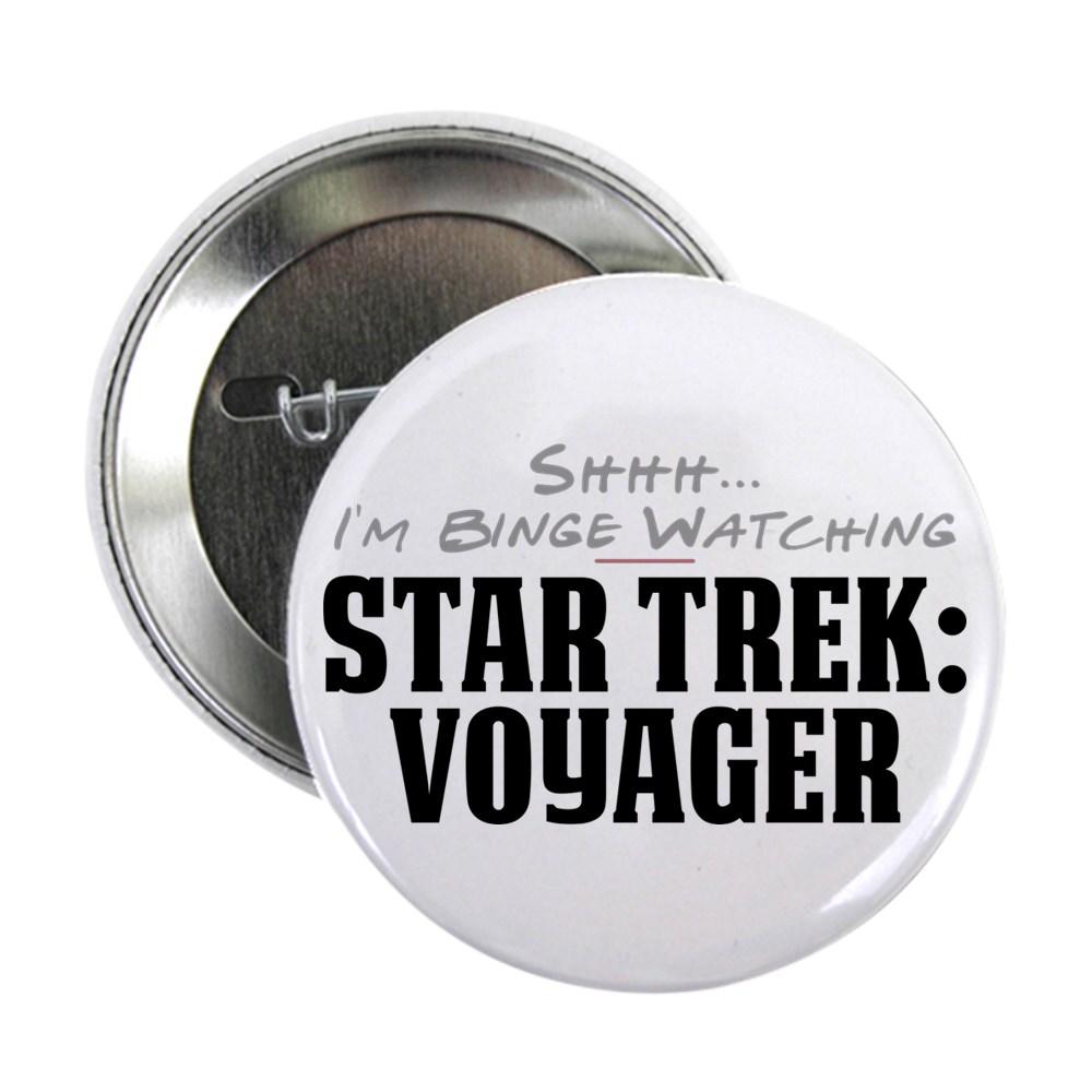 Shhh... I'm Binge Watching Star Trek: Voyager 2.25