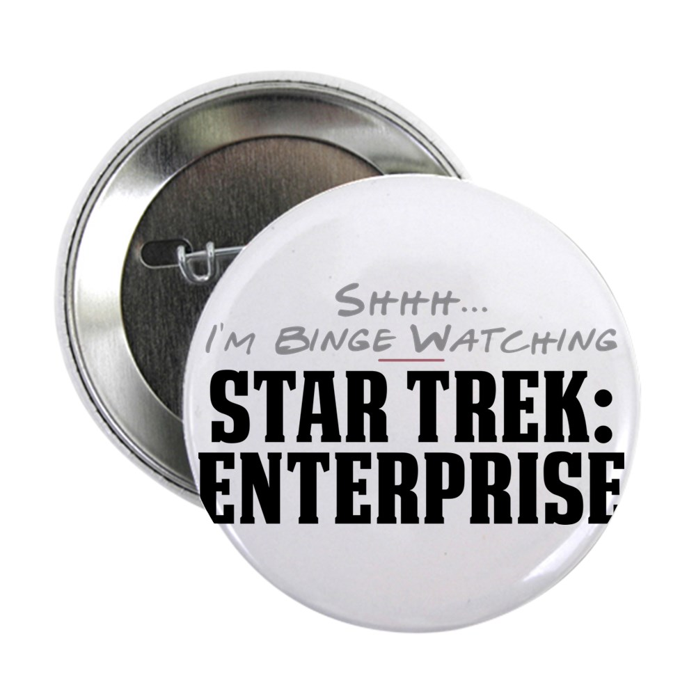 Shhh... I'm Binge Watching Star Trek: Enterprise 2.25