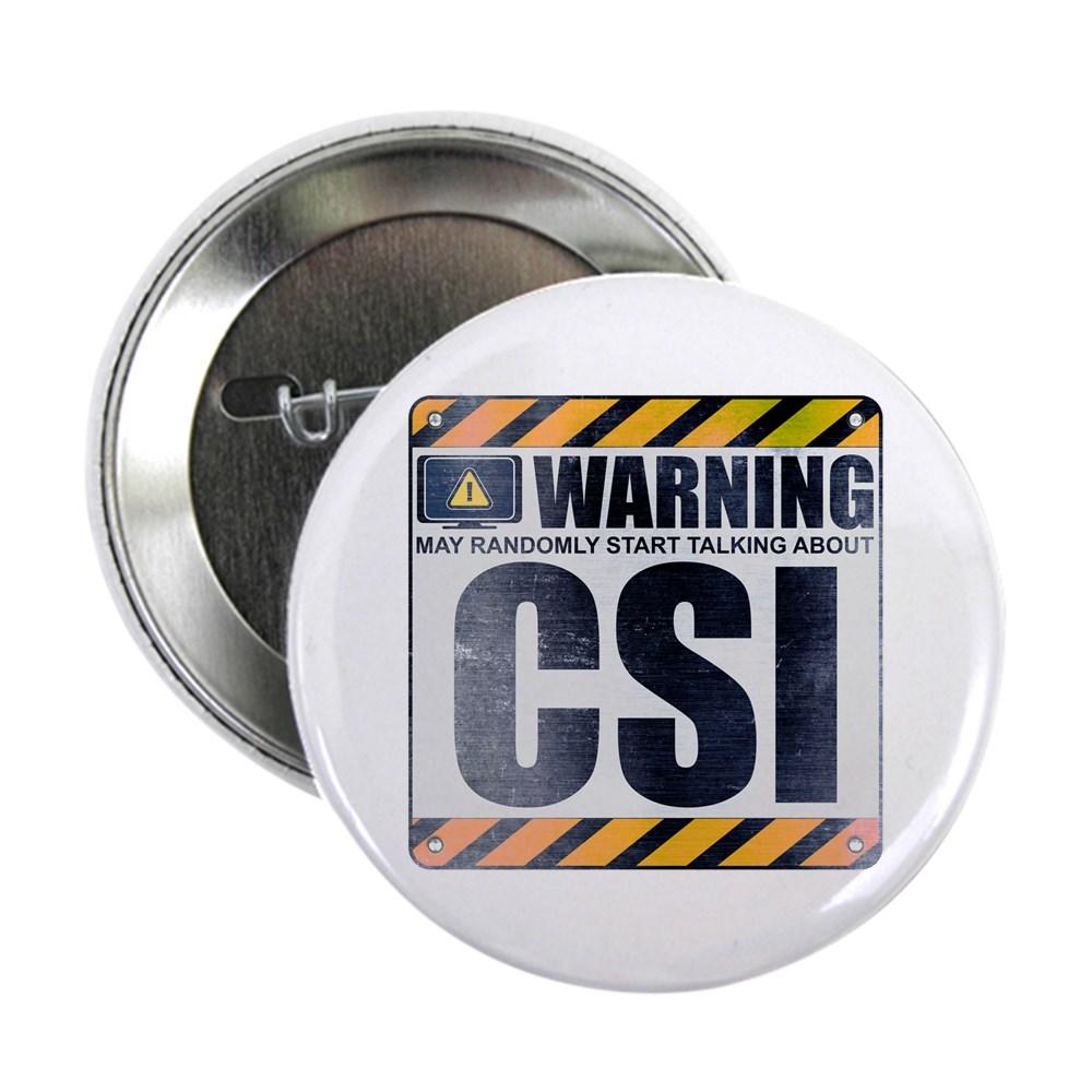 Warning: CSI 2.25