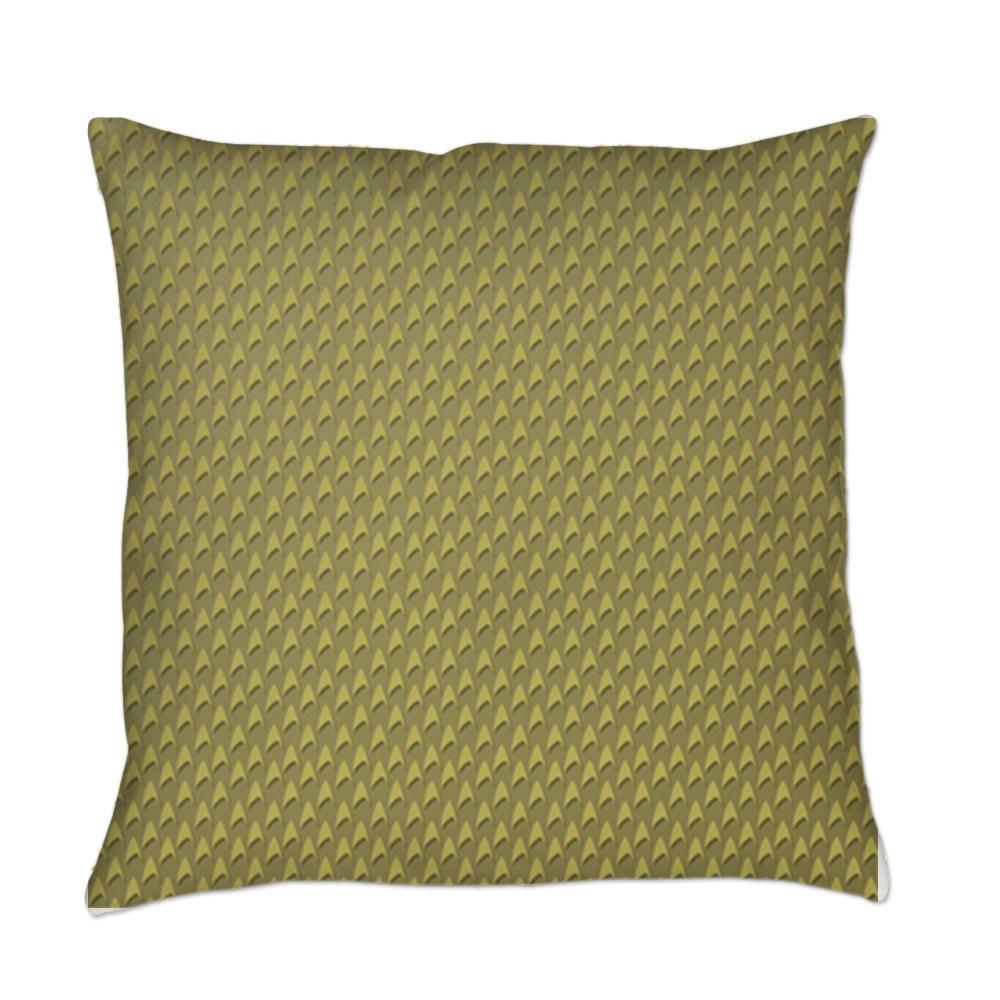 Star Trek: TOS Command Pattern Everyday Pillow