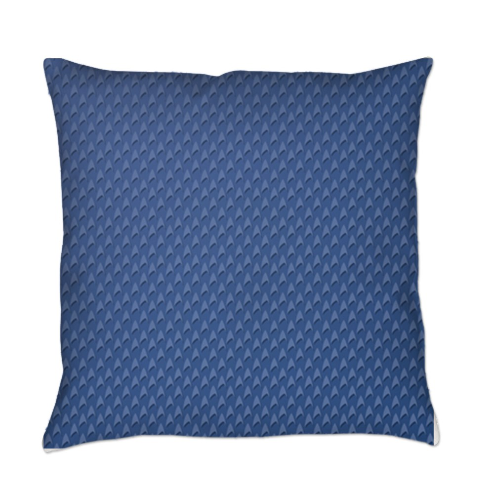 Star Trek: TOS Science Pattern Everyday Pillow