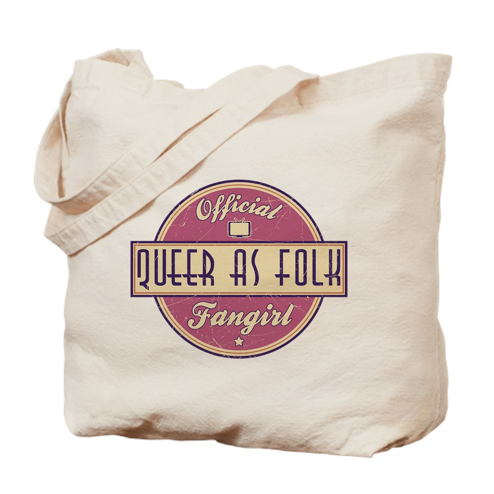 Offical Queer as Folk  Fangirl Tote Bag