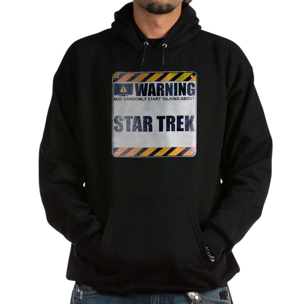 Warning: Star Trek Dark Hoodie
