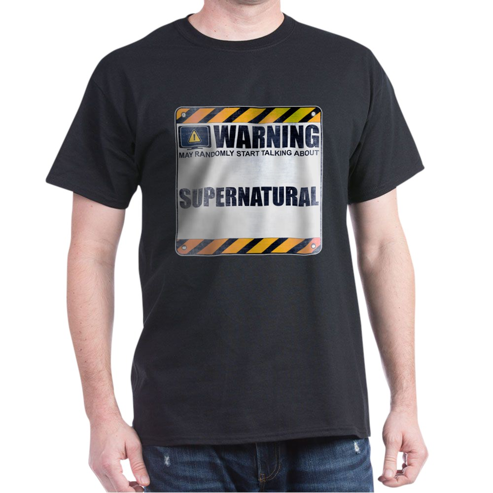 Warning: Supernatural Dark T-Shirt