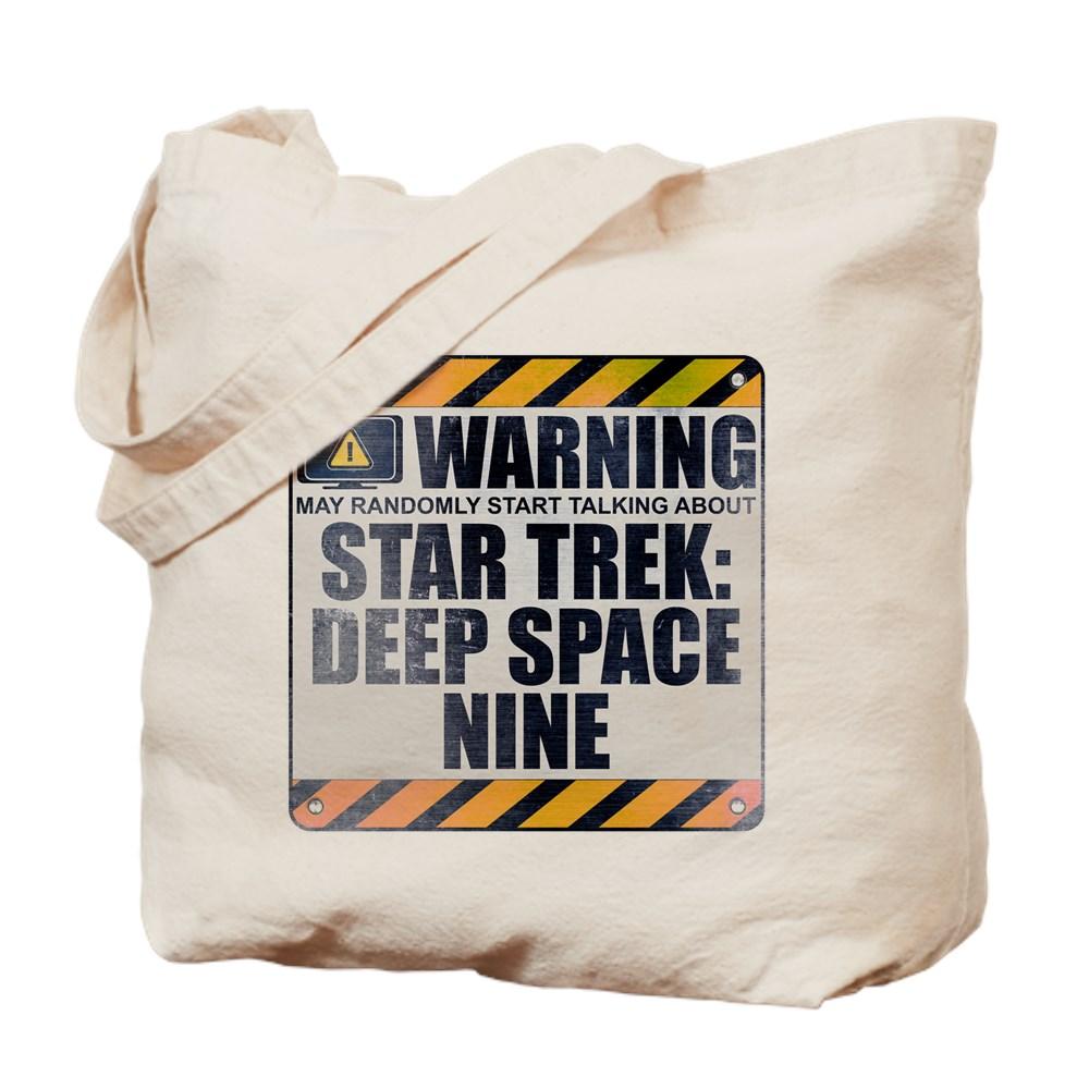 Warning: Star Trek: Deep Space Nine Tote Bag