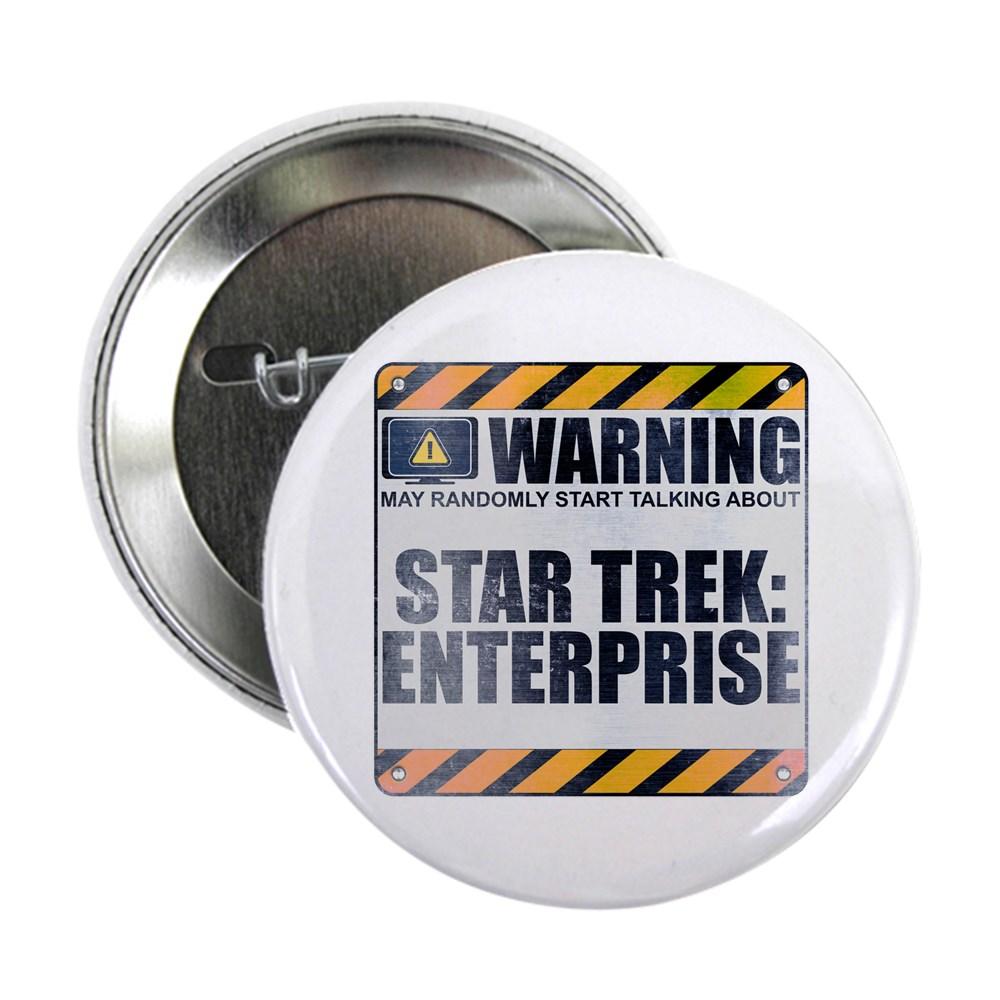 Warning: Star Trek: Enterprise 2.25