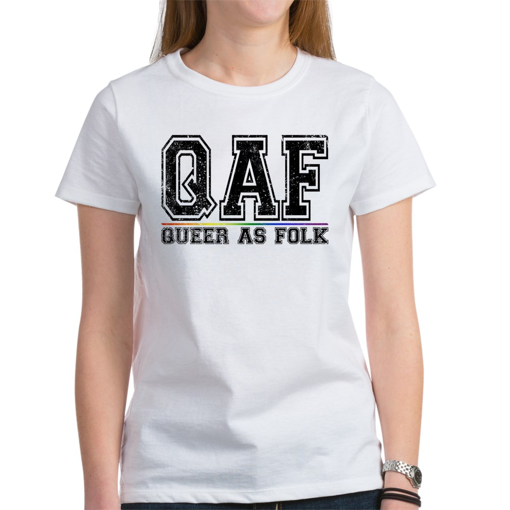 QAF Queer as Folk Women's T-Shirt
