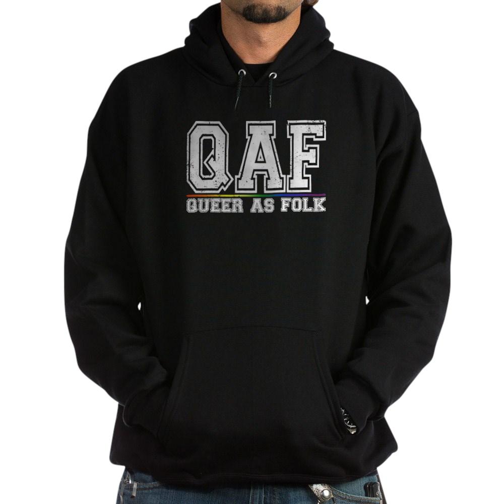 QAF Queer as Folk Dark Hoodie
