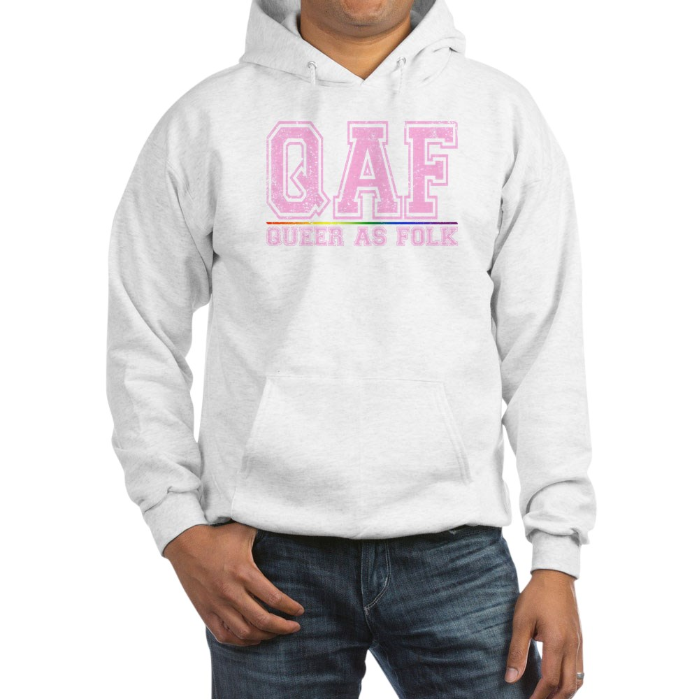 QAF Queer as Folk Hooded Sweatshirt