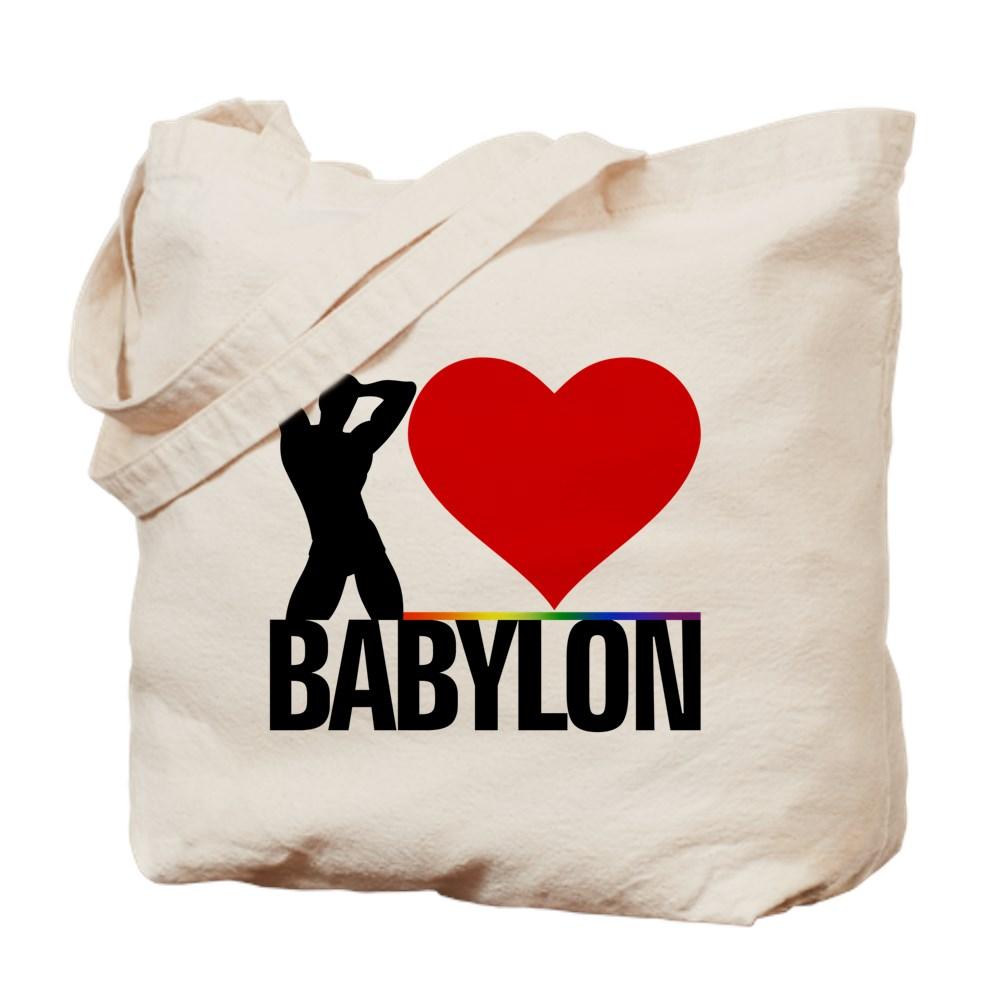 I Heart Babylon Tote Bag