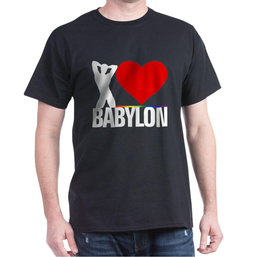 I Heart Babylon Dark T-Shirt