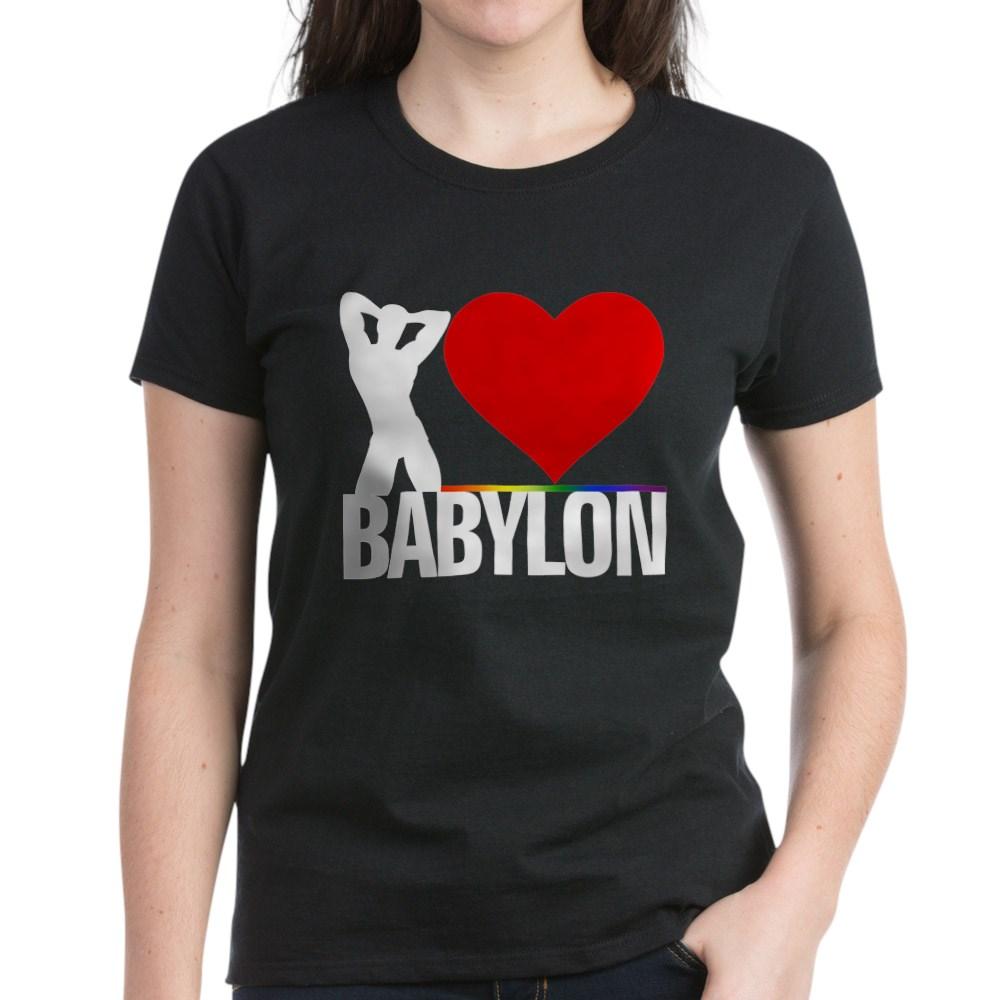I Heart Babylon Women's Dark T-Shirt