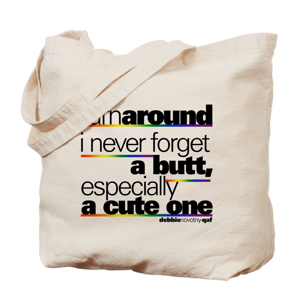 Turn Around... Tote Bag