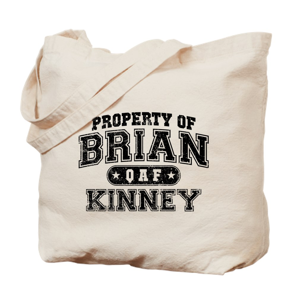 Property of Brian Kinney Tote Bag