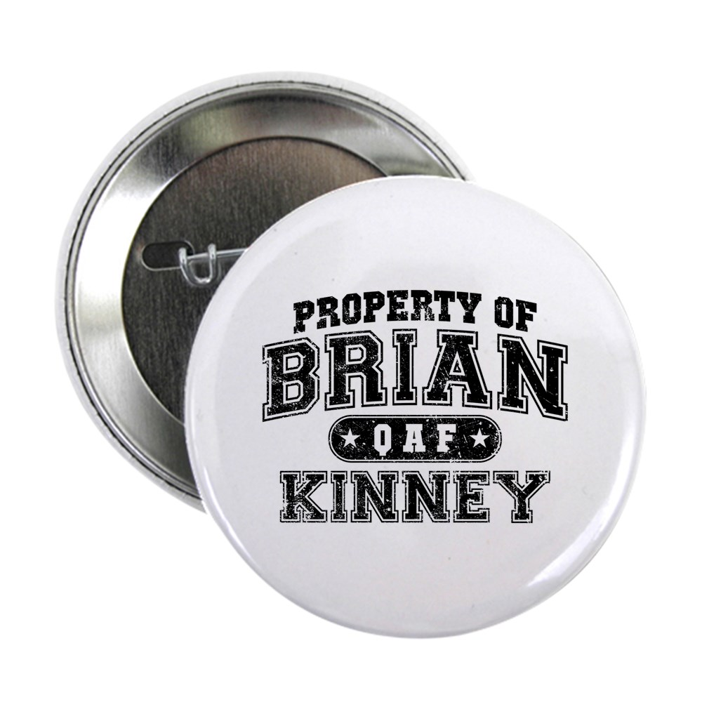 Property of Brian Kinney 2.25