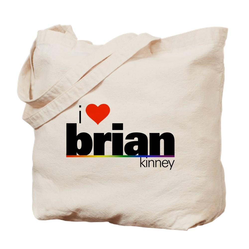 I Heart Brian Kinney Tote Bag