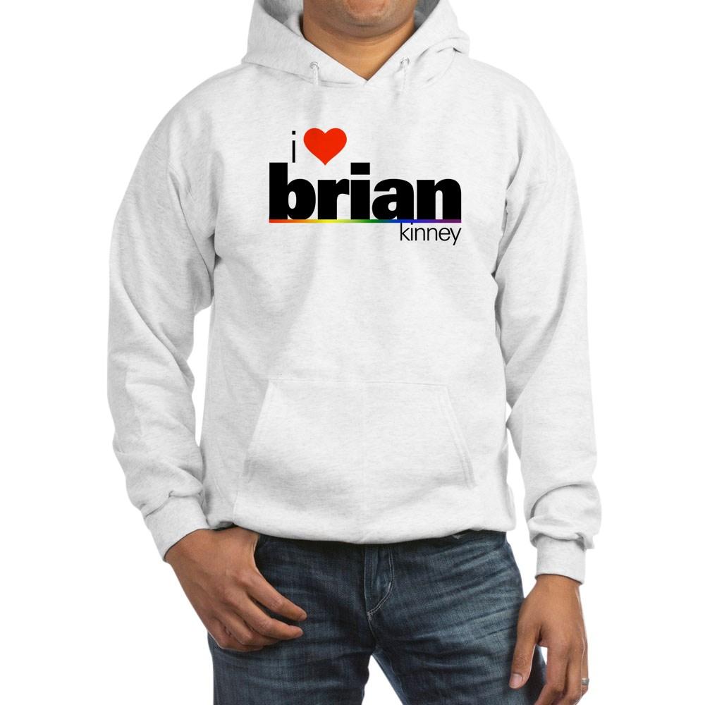 I Heart Brian Kinney Hooded Sweatshirt