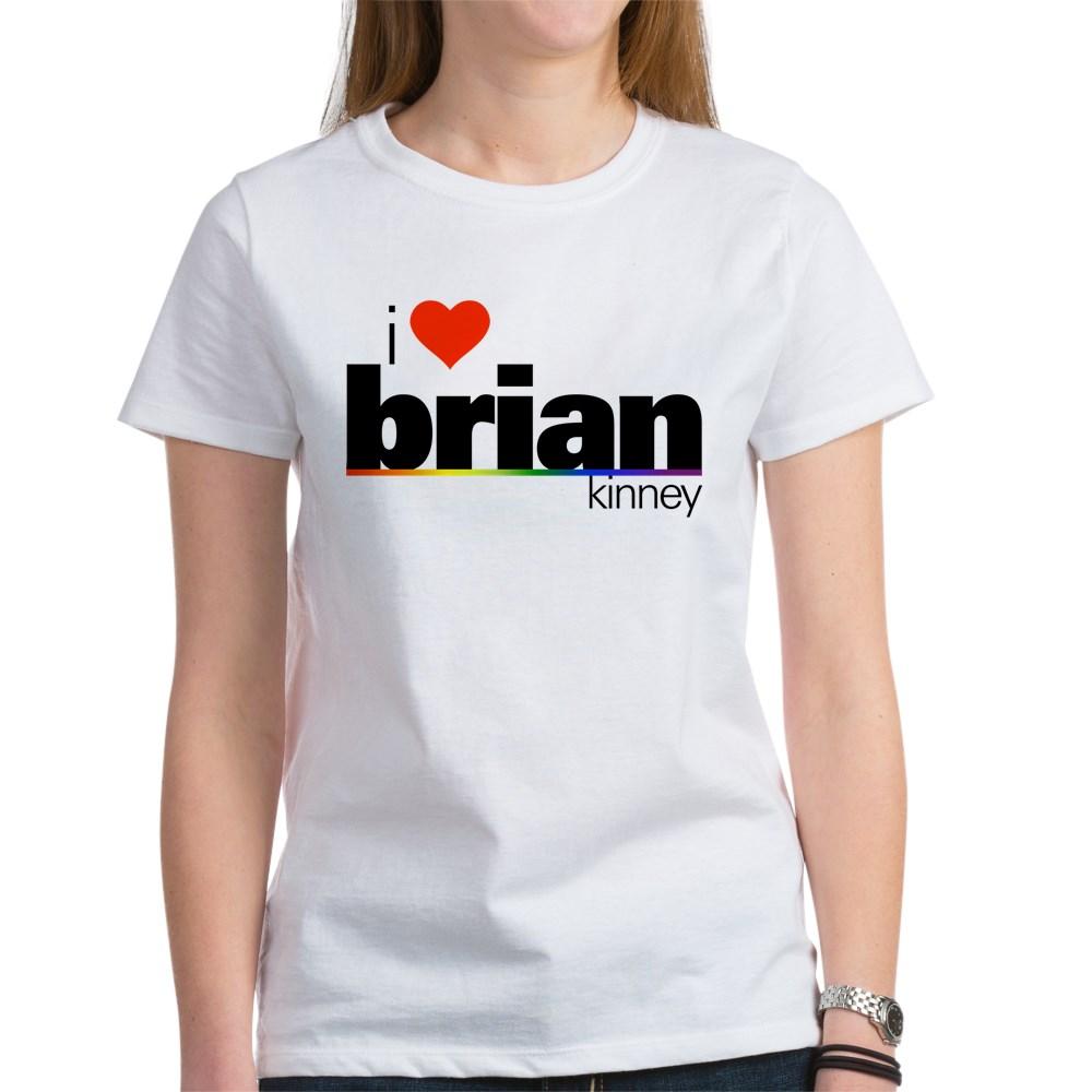 I Heart Brian Kinney Women's T-Shirt
