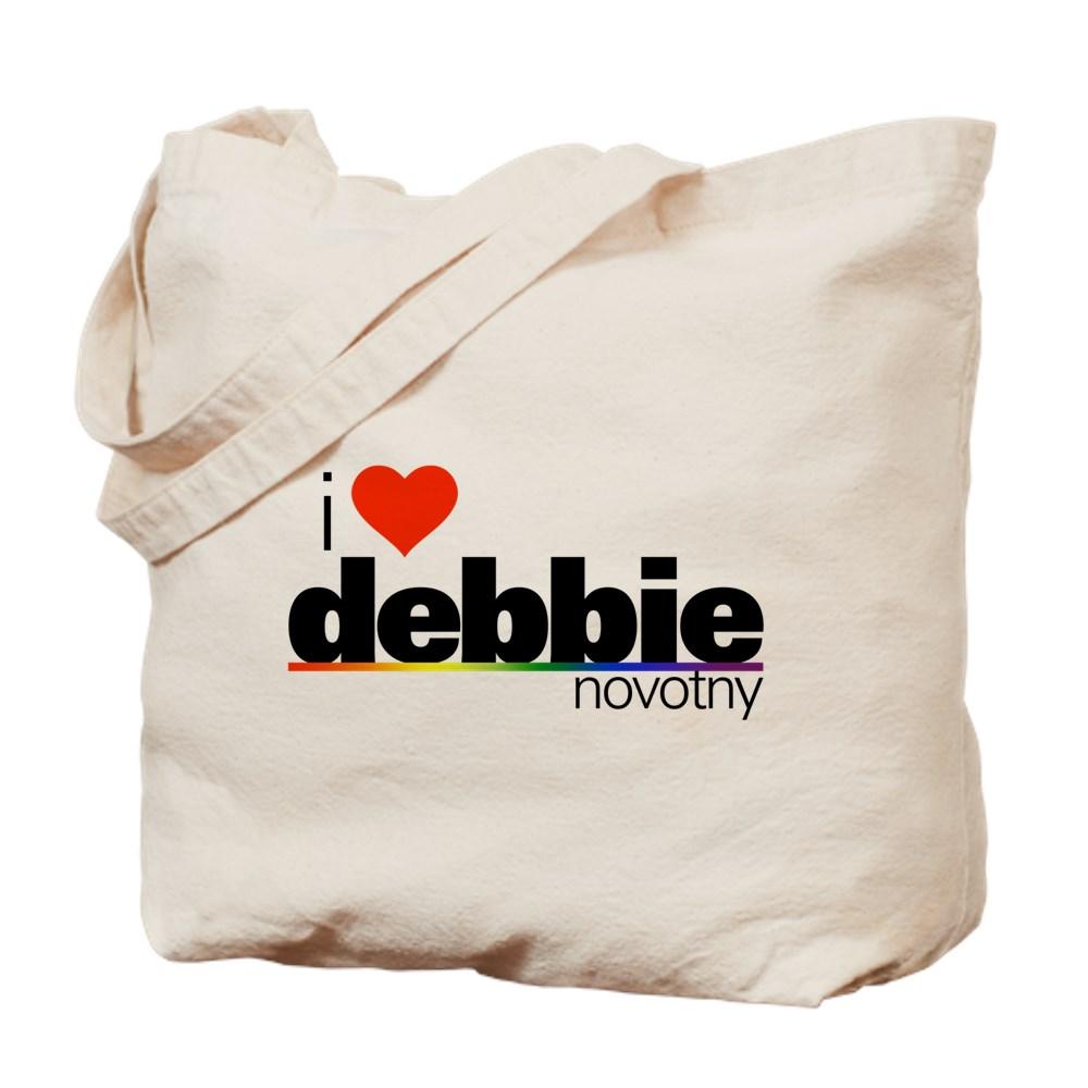 I Heart Debbie Novotny Tote Bag