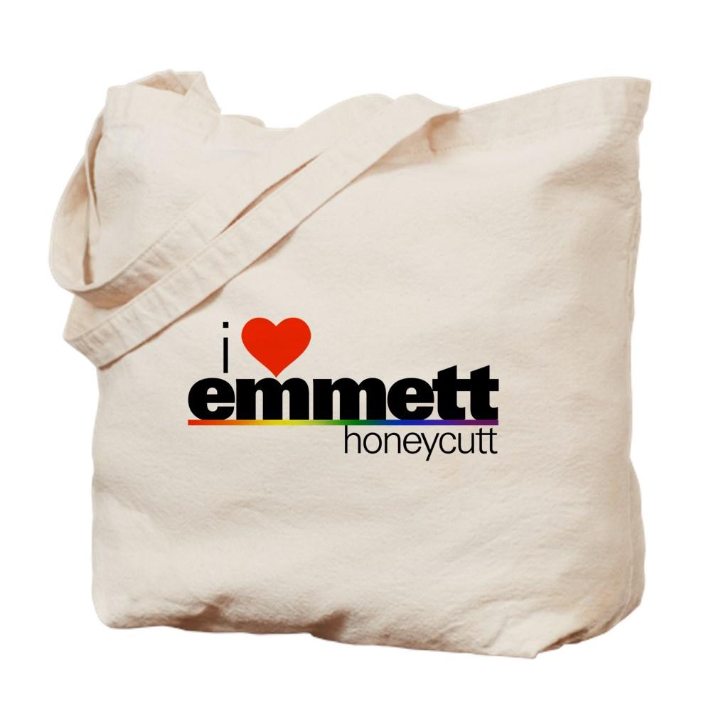 I Heart Emmett Honeycutt Tote Bag