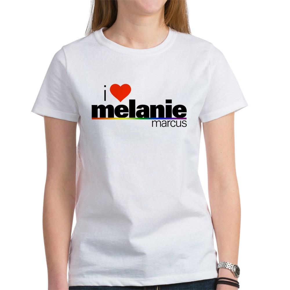 I Heart Melanie Marcus Women's T-Shirt