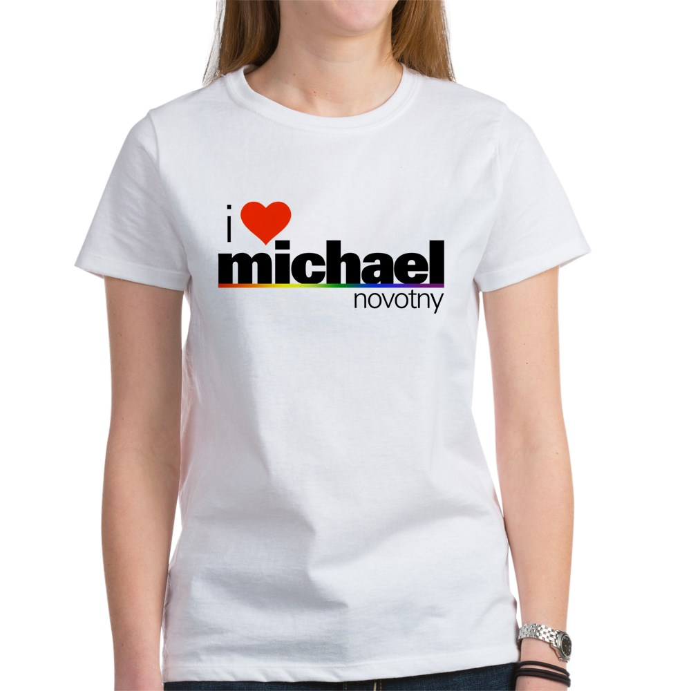 I Heart Michael Novotny Women's T-Shirt