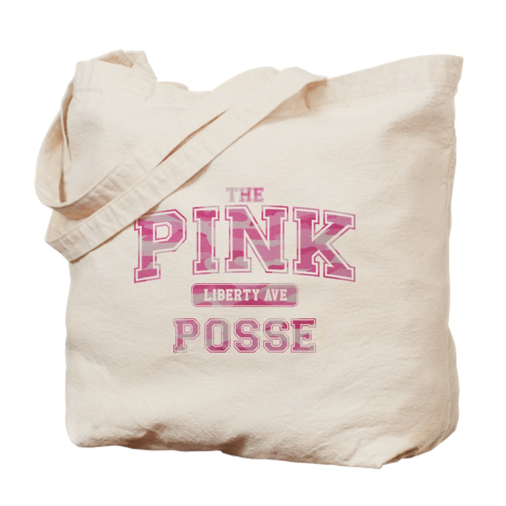 The Pink Posse Tote Bag