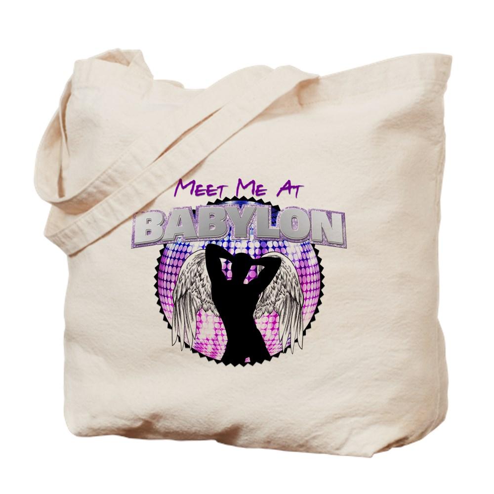 Meet Me At Babylon Tote Bag