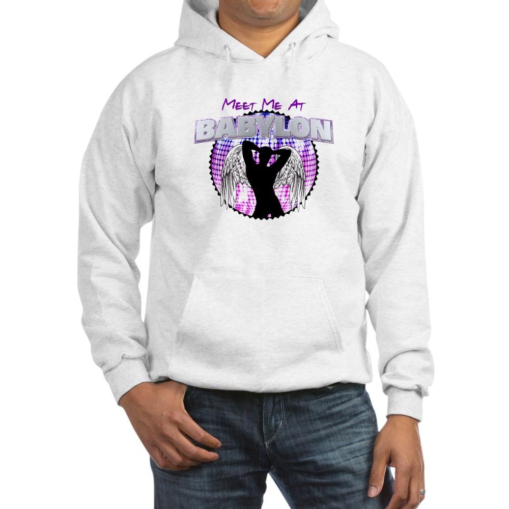 Meet Me At Babylon Hooded Sweatshirt
