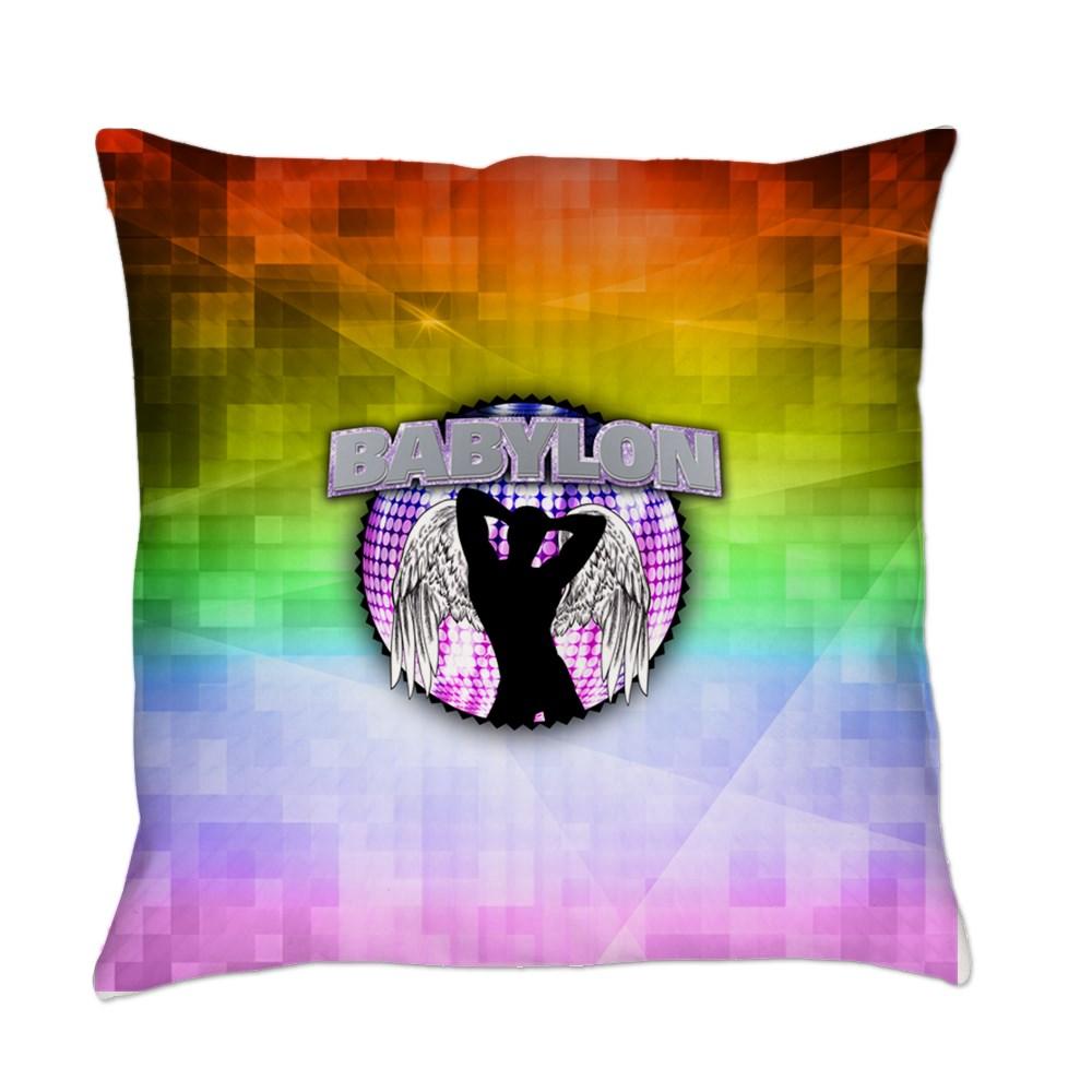 Babylon Everyday Pillow