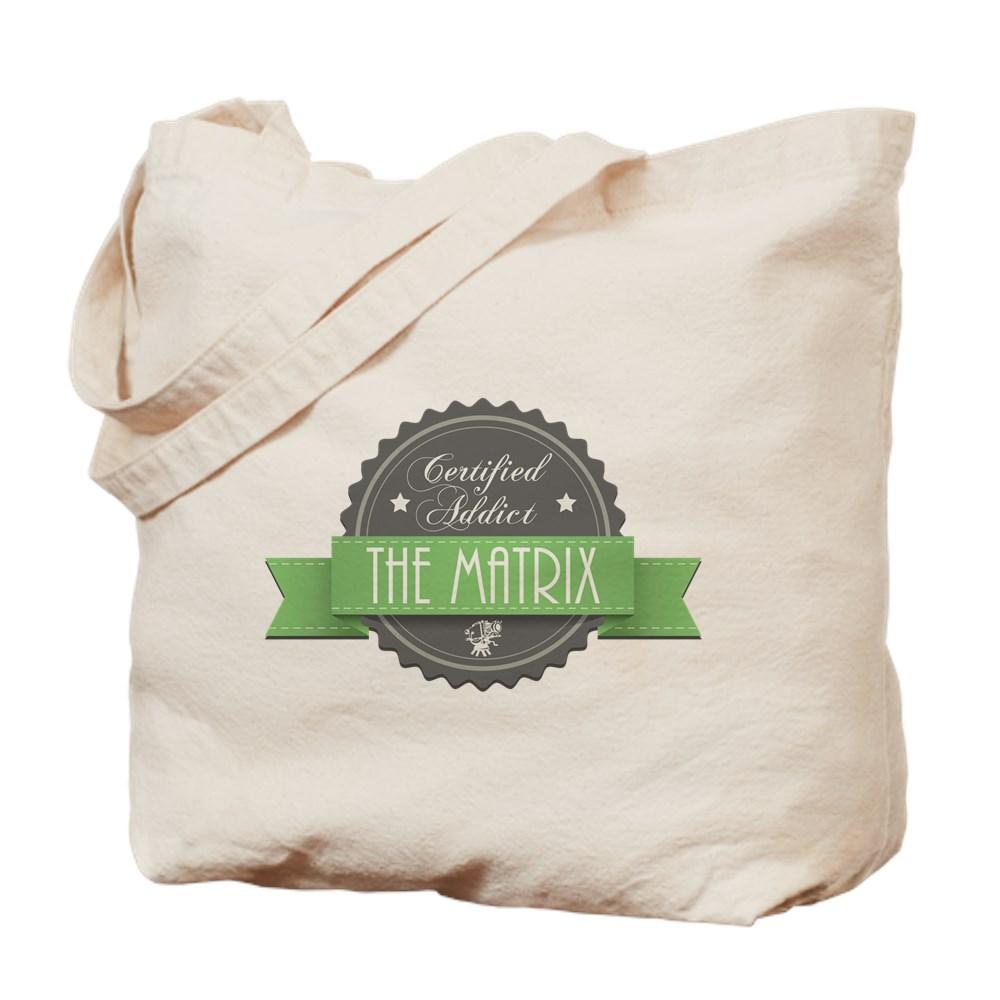 Certified The Matrix Addict Tote Bag