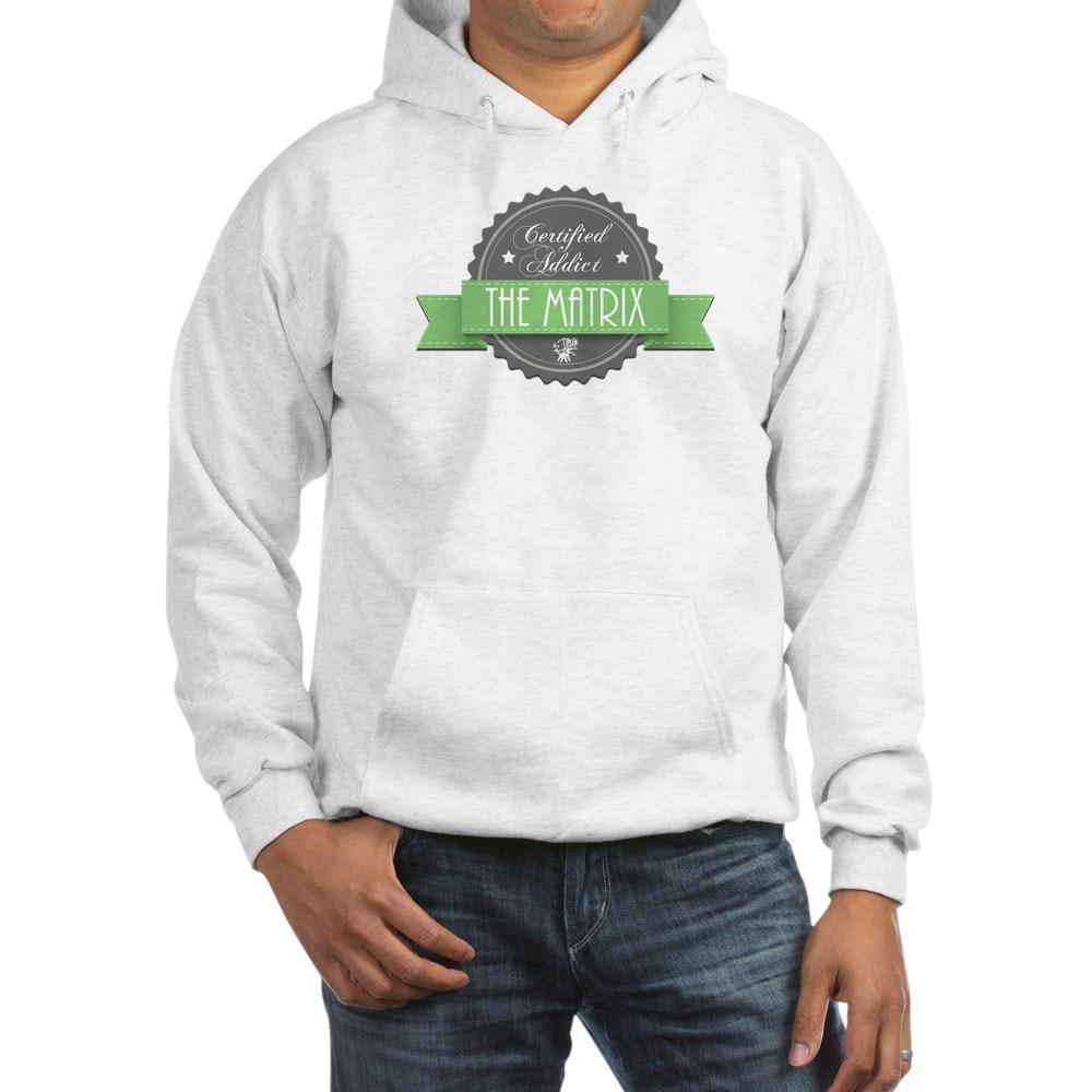 Certified The Matrix Addict Hooded Sweatshirt