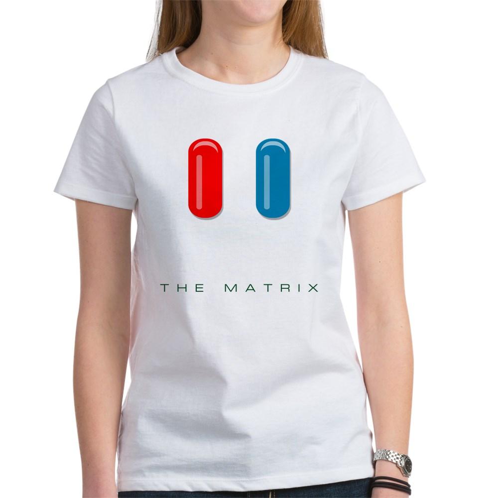 Red Pill, Blue Pill Women's T-Shirt
