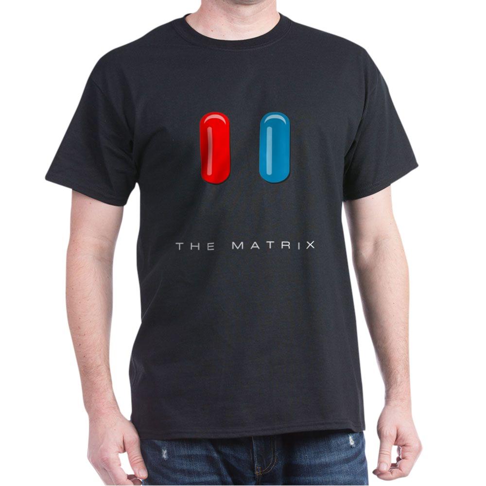 Red Pill, Blue Pill Dark T-Shirt