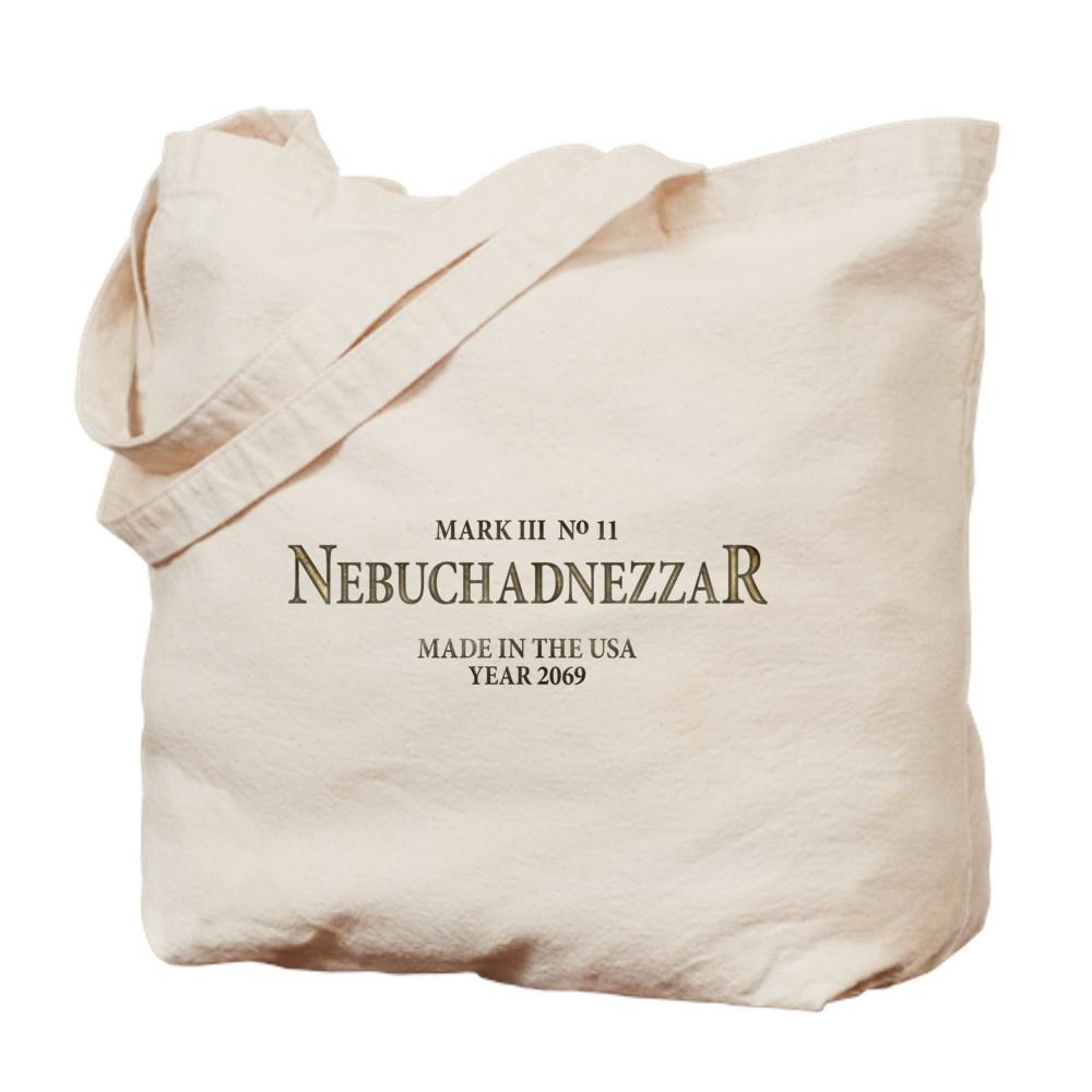 Nebuchadnezzar Tote Bag